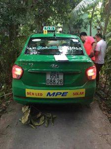 Cần thơ: Thanh niên gọi Taxi mai Linh lúc nữa đêm rồi cướp tài sản