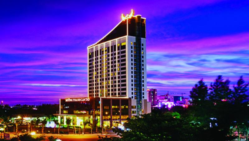 Điểm mặt các khách sạn đáng ở tại cần thơ
