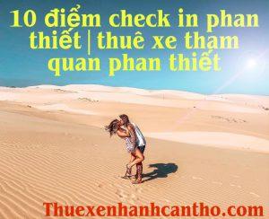 Giá Thuê xe 16 chỗ đi Phan Thiết