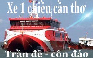 Giá Xe Đưa Đón Cảng Trần Đề Côn Đảo