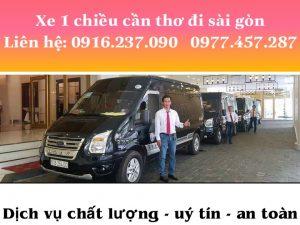 Giá dịch vụ xe cần thơ đi sài gòn thành phố Hồ Chí Minh
