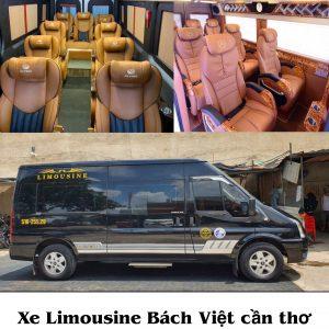 Thuê oto Limousine tại cần thơ