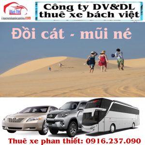 Thuê Xe Phan Thiết Bình Thuận