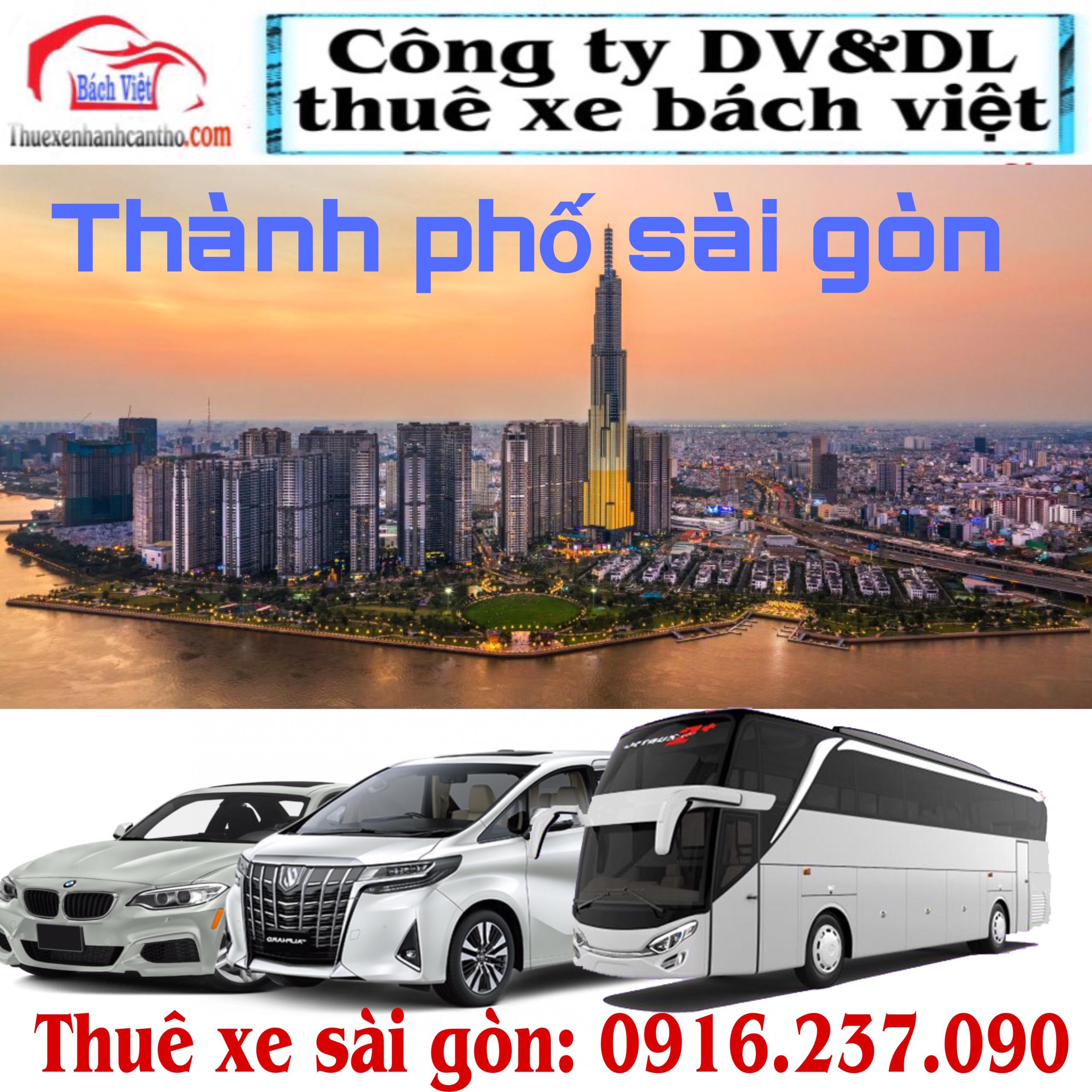 Thuê Xe Sài Gòn